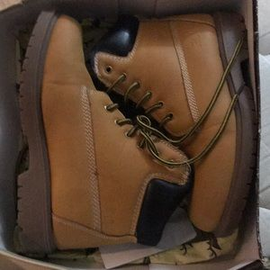 Boys deer stag boots brand new
